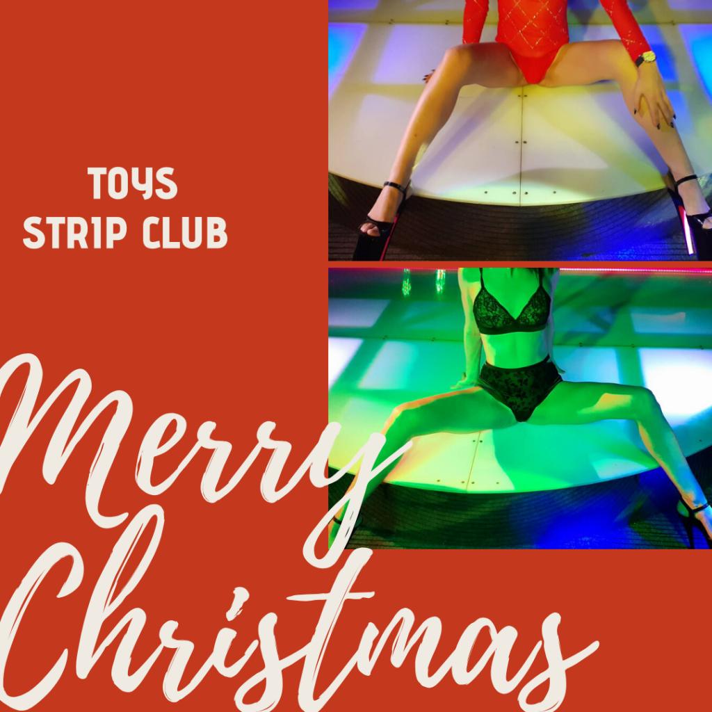 STRIP CLUB TOYS