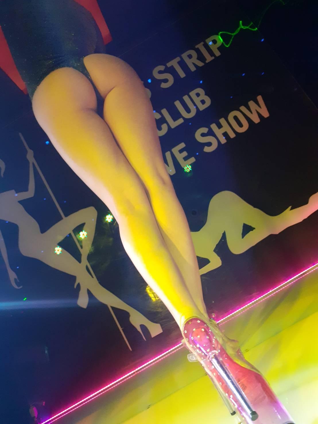 Strip club jobs