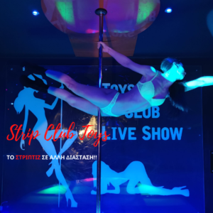 Strip Club Toys! poledance